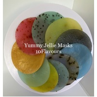 Yummy Hydro Jellie Masks